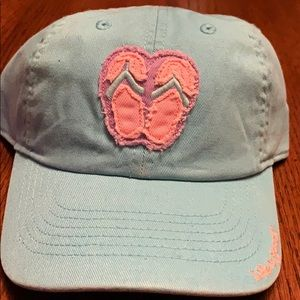 LIG Tattered Flio Flop Chill Cap NEW